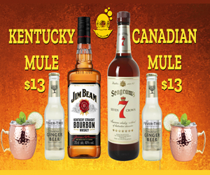 Kentucky Mule & Canadian Mule